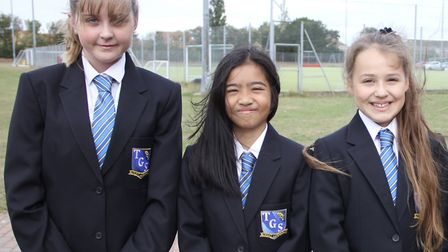 Thomas Gainsborough School has held a series of activities to welcome new starters to the school Pi