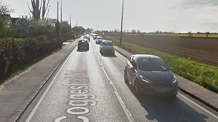 A stretch of the A120 towards Stansted Airport has been shut while Essex Police deal with a serious
