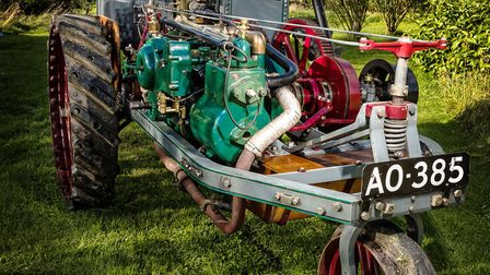 The Ivel Agricultural Motor, cited as one of the Great British inventions, has been given an estimat