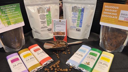 Deep Mills will be bringing their coffee and chocolate to the festival