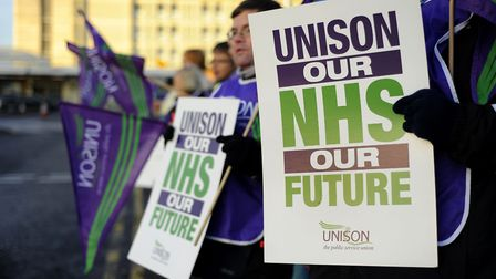 UNISON officials said action in Suffolk and the east of England should be stepped up - and brought t