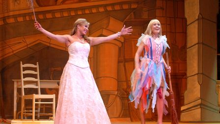 A previous Cinderella panto performance at the Ipswich Regent Theatre. Picture: DAVID KINDRED