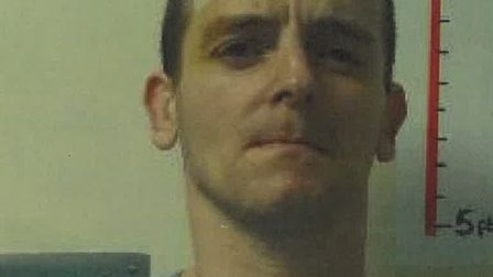 Andrew Doherty has gone missing from Hollesley Bay Picture: SUFFOLK CONSTABULARY