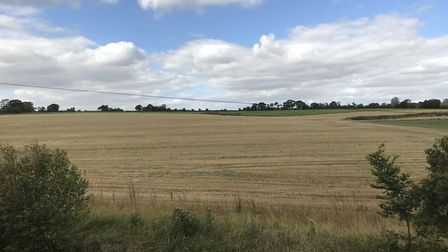 The views from Graham and Dawn Lacey's dream home which they say will be ruined by planned Sizewell