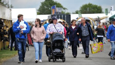 Suffolk Show 2019 Picture: SARAH LUCY BROWN