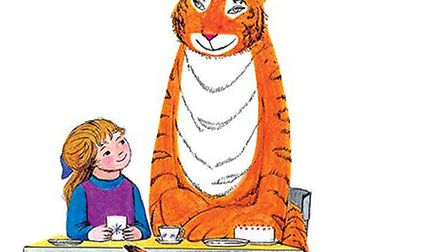 The Tiger Who Came to Tea is coming to Theatre Royal Bury St Edmunds Photo: Theatre Royal