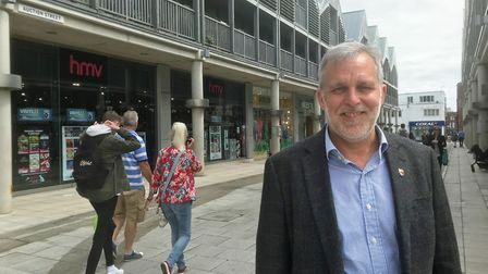 """Bury BID chief executive Mark Cordell says he is """"confident"""" the problems will ease if agencies work"""
