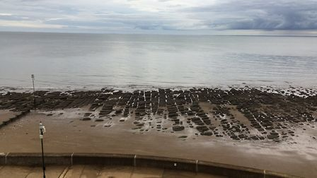 A view across The Wash, close to the start of the Hunstanton parkrun on the Norfolk coast. Picture: