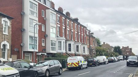 Essex Police are appealing for witnesses to a triple murder in Colchester Picture: Sophie Barnett