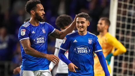 Jordan Roberts and Armando Dobra are again set to feature for Ipswich Town in the EFL Trophy tonight