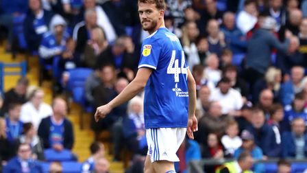 Emyr Huws will continue his comeback from long-term knee problems with another start in the EFL Trop