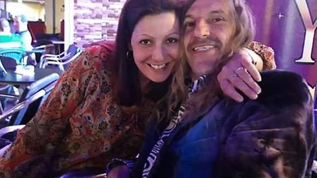 Wayne Watson and Emily Power from west Suffolk were due to get married next year Picture: SUBMITTED