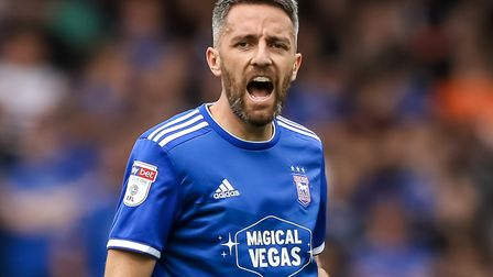 Cole Skuse has started all nine league games for Ipswich Town. Photo: Steve Waller