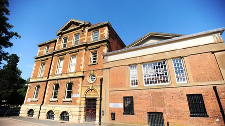 The former magistrates' court at Bury St Edmunds Picture: ARCHANT