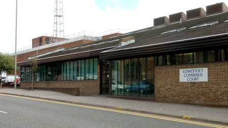 Lowestoft Magistrates' Court Picture: JERRY TURNER