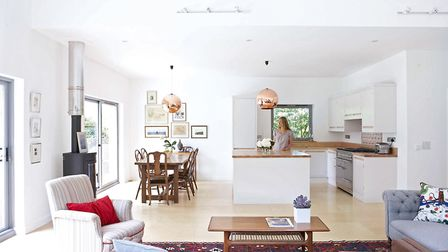 Hoo House in Woodbridge is among Grand Design's presenter Kevin McCloud's all-time favourite builds