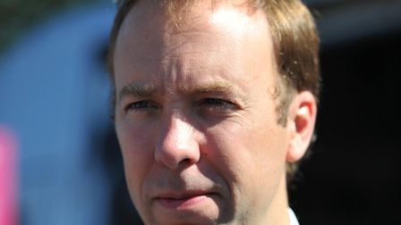Health secretary Matt Hancock, MP for West Suffolk, says he's seen 'very strong arguments' for compu