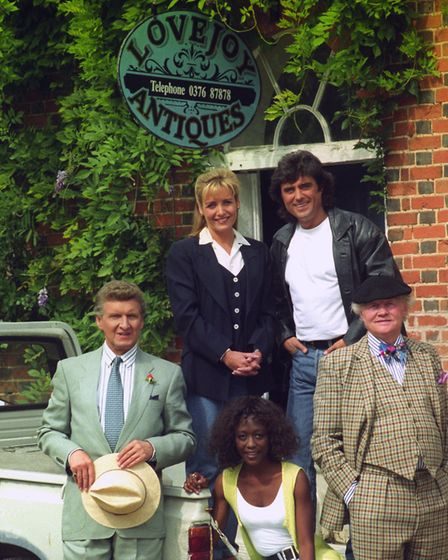 The classic BBC series Loveyjoy was filmed in Long Melford and surrounding area. Picture: PA IMAGES
