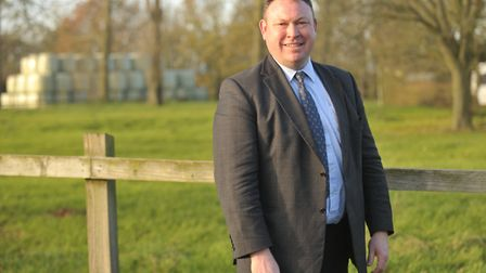 James Forrest, chair of the Felix Cobbold Trust, has urged stakeholders to get behind Suffolk New Co