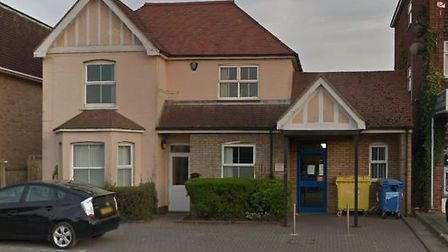 Frinton Road Medical Surgery in Holland- on-Sea. Picture: GOOGLE MAPS