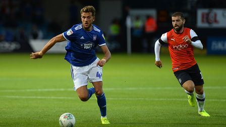 Emyr Huws at Luton Picture Pagepix Ltd