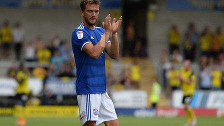 Emyr Huws at Burton Albion. Picture Pagepix