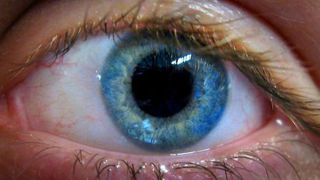 New research shows that Suffolk residents are 0.7% more likely to be blind than the rest of the UK.