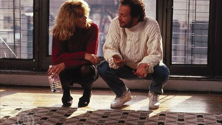 Meg Ryan and Billy Crystal in When Harry Met Sally Picture: COLUMBIA PICTURES