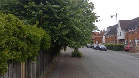 Suffolk Highways have warned homeowners that overgrown trees can be particualry dangerous at junctio