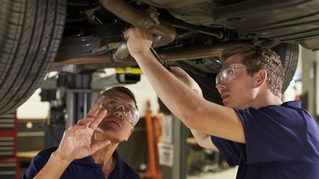 About to have an MOT or service done? Choose a business accredited to the Good Garage Scheme for pie