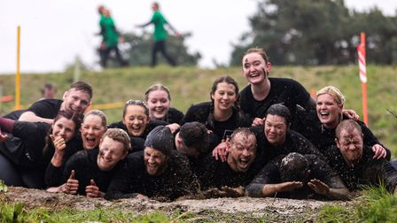 East Anglia�s mud obstacle run Only The Brave is back in 2020 Picture: EEAA