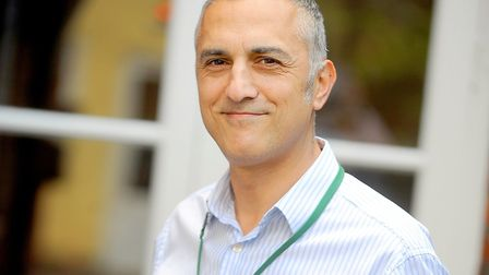 Andy Yacoub, chief executive of Healthwatch Suffolk, outlined concerns flagged by patients Picture: