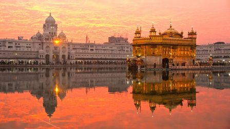 Golden Temple in Amritsar, Punjab, India. Picture: Getty Images/iStockphoto