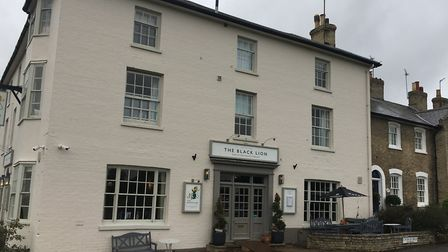The Black Lion in Long Melford has been crowned the eastern regional winner in the Sunday Times Best