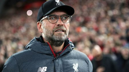 Jurgen Klopp's all-conquering Liverpool are the only other unbeaten league side in England, along wi