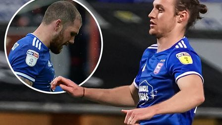 Will Keane is readyt to take his chance if James Norwood (inset) is kept out with a groin problem. P