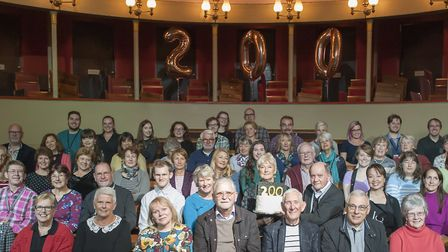 Staff, volunteers and theatre-goers have shared their memories ahead of Theatre Royal Bury St Edmund