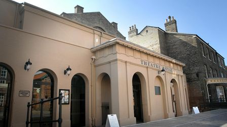 The Theatre Royal Picture: SARAH LUCY-BROWN