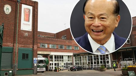 Greene King Sharholders have agreeds a �2.7bn takeover from Li Ka-Shing's CK Assets. Picture: PA IM