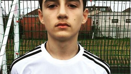 Armando Dobra, pictured during his time with the Finesse Academy. Picture: FINESSE