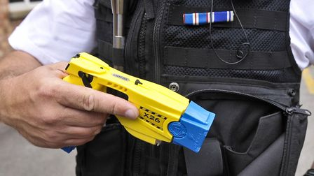 A �10m Government fund could see 10,000 more police officers equipped with Tasers around the country