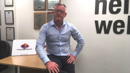 Michael Lawson at Property Risk Inspection