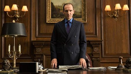 Suffolk born film star Ralph Fiennes will be portraying the archaeologist Basil Brown. Picture: IMDb