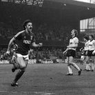 John Wark scored four as Town beat West Brom 6-1 on this day in 1982