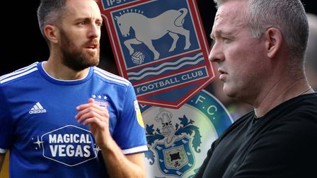 Ipswich Town take on Rochdale this evening. Picture: ARCHANT