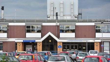The James Paget University Hospital. Picture: ARCHANT LIBRARY