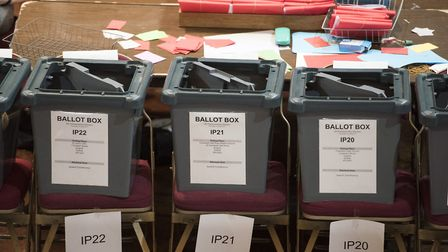 Britain goes to the polls on December 12 - but how can you take part? Picture by ASHLEY PICKERING