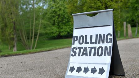 May elections have often been held in sunshine. This year politicians will settle for dry, mild weat