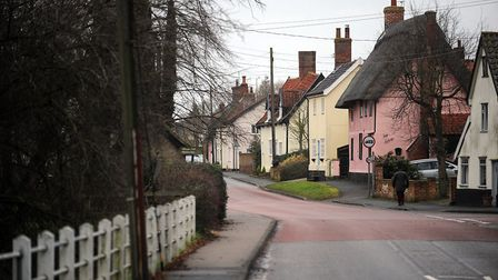 Scenes of the village of Rickinghall Picture: PHIL MORLEY
