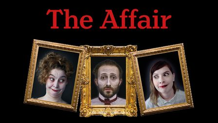 Gibbons & Gaulier theatre company are touring north Suffolk with their farce The Affair, a comedy ab